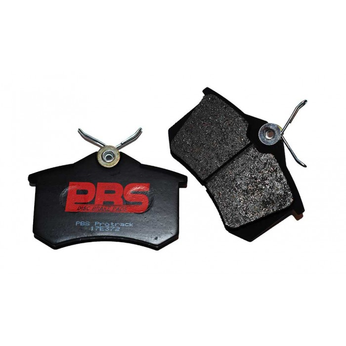 PBS Protrack Rear Brake Pads - Renault Clio 3 RS 197/200